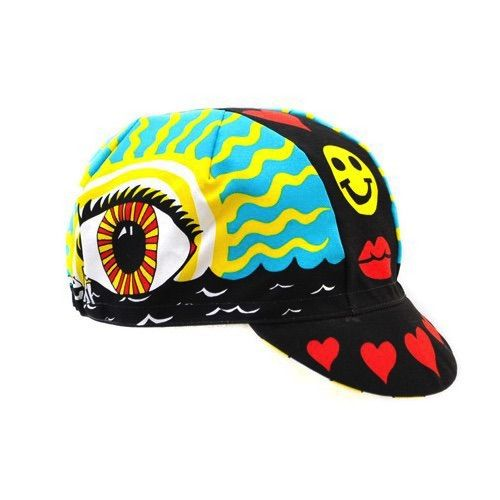 Cinelli Cycling Cap: Eye of the Storm