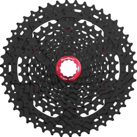 SunRace MX 10 Speed Shimano SRAM Cassette 11-46T